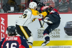 Windsor Spitfires vs Sarnia Sting Feb 2 2018 (6)