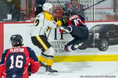 Windsor Spitfires vs Sarnia Sting Feb 2 2018 (7)