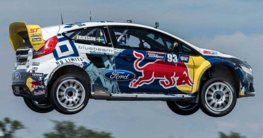 Red Bull GRC, Red Bull GRC visits, Red Bull Global Rallycross Makes Ottawa Debut