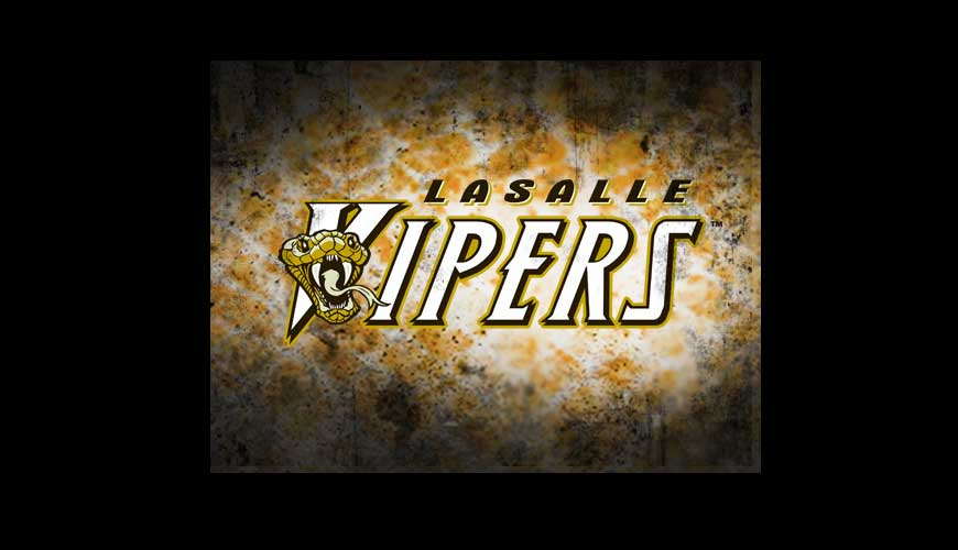 Lasalle Vipers, minor hockey night, LaSalle Celebrates 10 Years with Vipers, LaSalle Vipers Schedule