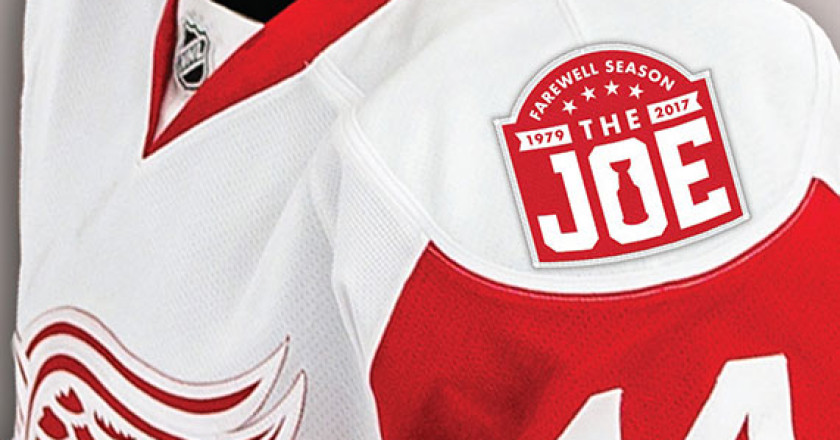 Red-Wings, FAREWELL SEASON 2016 preseason schedule, HOCKEYTOWN BREWHAHA, hockeytown 5k, FAREWELL WEEKEND AT THE JOE ON APRIL 8-9