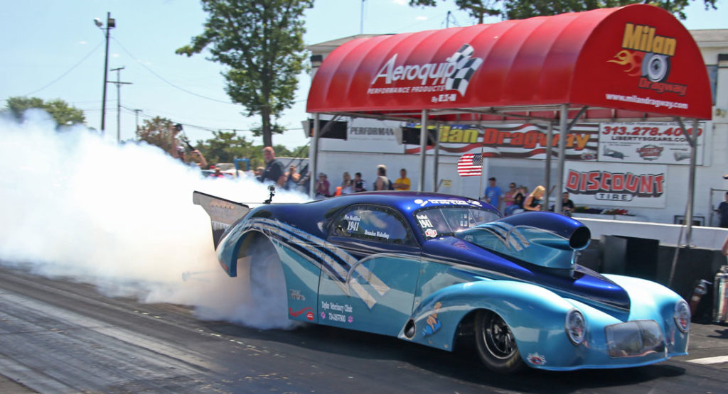 2017 Milan Dragway Schedule