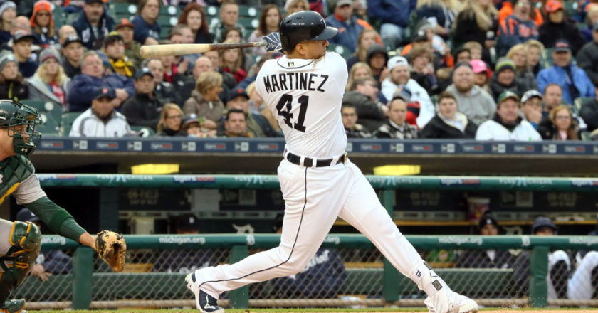 victor martinez, Tigers Postgame Wrap April 26