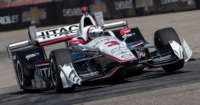 2017 VERIZON INDYCAR SERIES SCHEDULE, DETROIT LION TJ LANG SERVES AS DETROIT GRAND PRIX GRAND MARSHAL