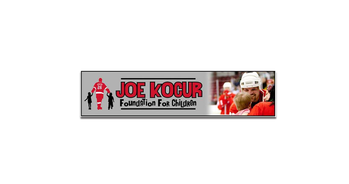 joe kocur charity softball