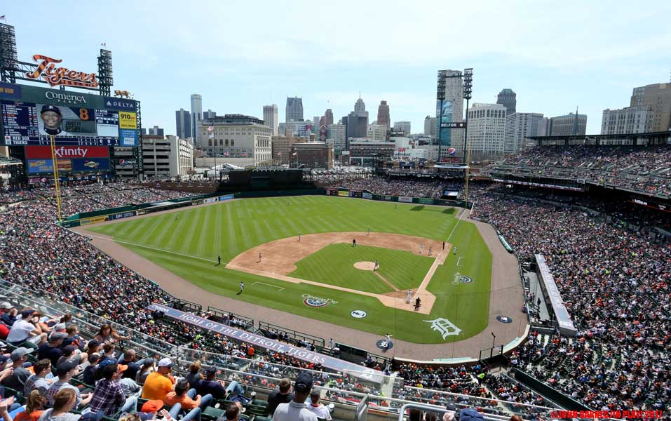 2018 Detroit Tigers Schedule