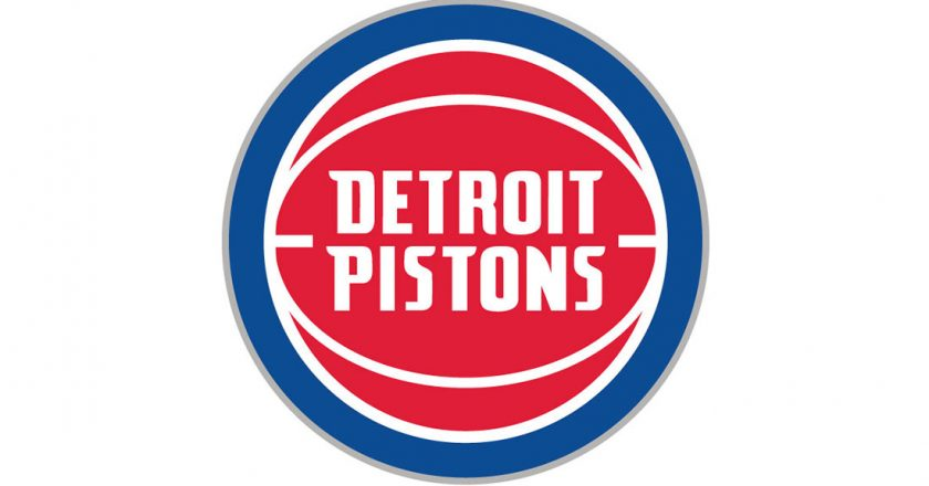 DETROIT PISTONS LOGO UPDATED