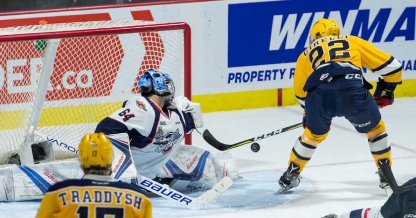Windsor Spitfires Advance to Memorial Cup Final
