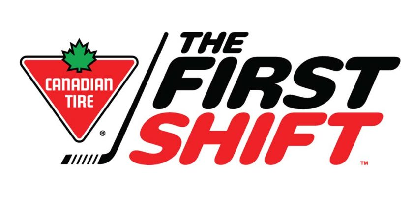 CANADIAN TIRE FIRST SHIFT GOES COAST TO COAST TO COAST FOR 2017-18 SEASON, Belle River Hosts 2017-2018 Canadian Tire First Shift Program, CANADA'S FIRST SHIFT 2018-19 HOCKEY PROGRAM RETURNS