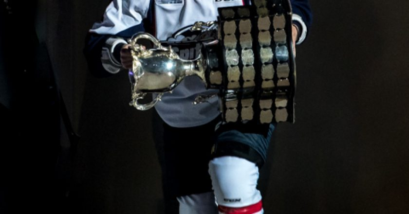 Memorial Cup Banner Night set for October 12th
