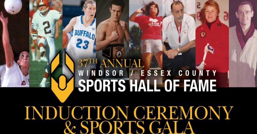 WECSHOF 2017 Induction Ceremony