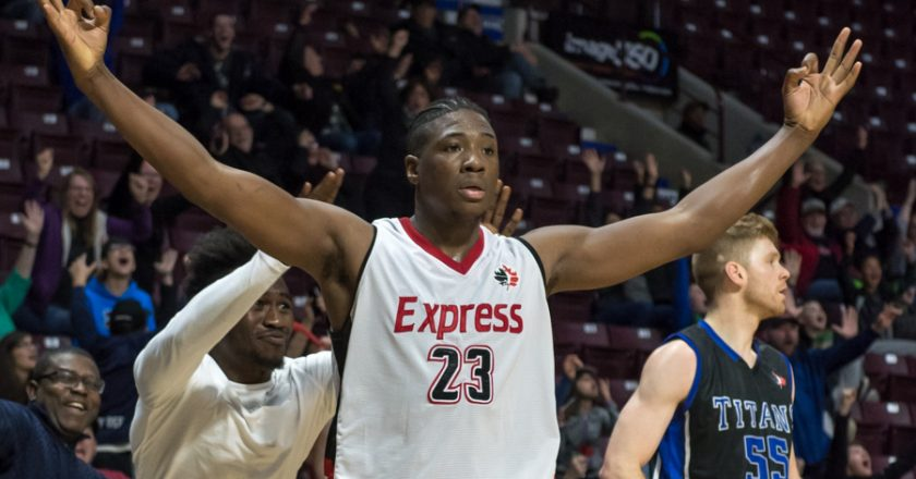 Express vs KW Titans Dec 17 Gallery