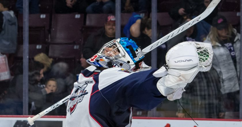 Windsor Spitfires vs Oshawa Generals Dec 2 2017