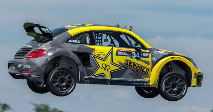 Red Bull Global Rallycross Unveils 2018-20 GRC Lites Schedule