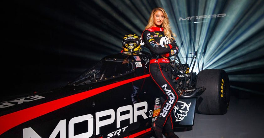 Mopar and Dodge//SRT Team Up, Announce Expanded Support of Pritchett and Hagan in 2018 NHRA Title Chase