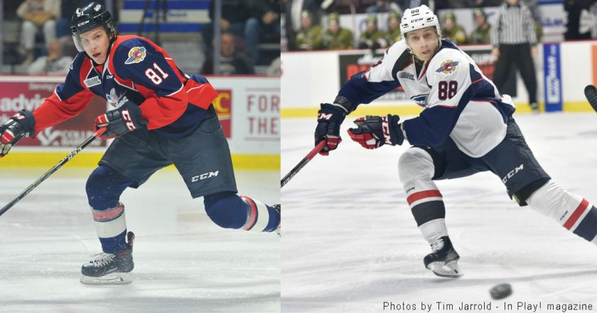 Windsor Spitfires Release Kozhevnikov and Kadlec