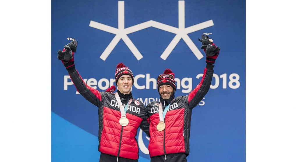 Canadian Paralympic Team Day 3: Brian McKeever wins gold for Canada at PyeongChang 2018