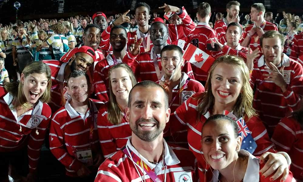 82 Medals for Canada at 2018 Commonwealth Games