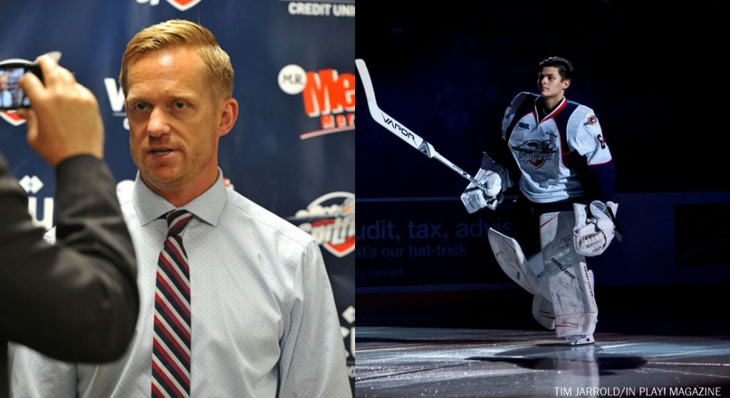 Letowski and DiPietro Nominated for OHL Awards