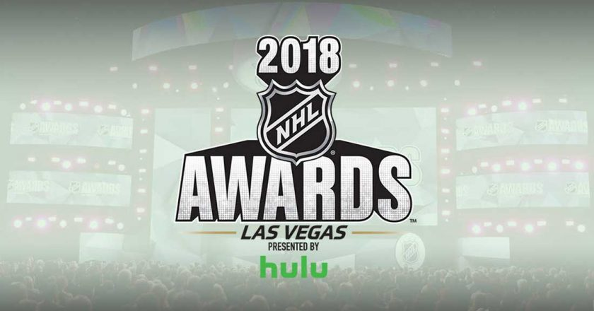 2018 NHL AWARDS WINNERS