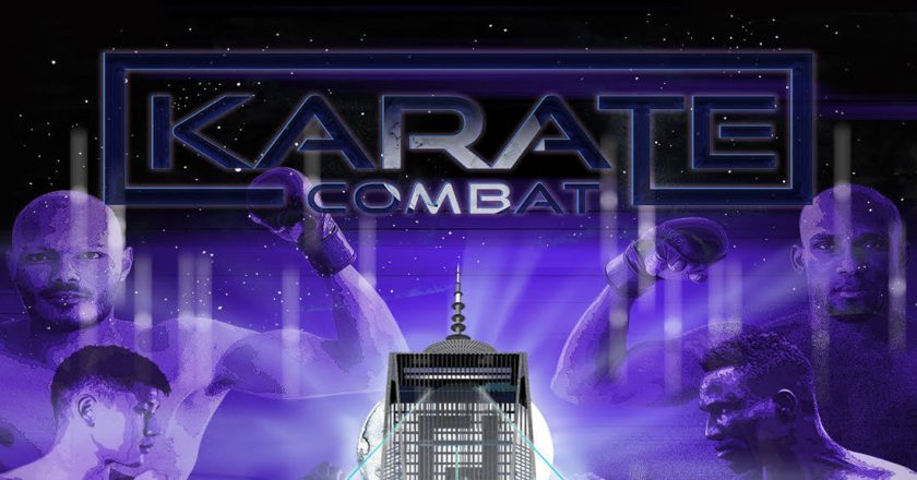 Karate Combat Hosts First-Ever Sports Event Atop The Freedom Tower in New York City