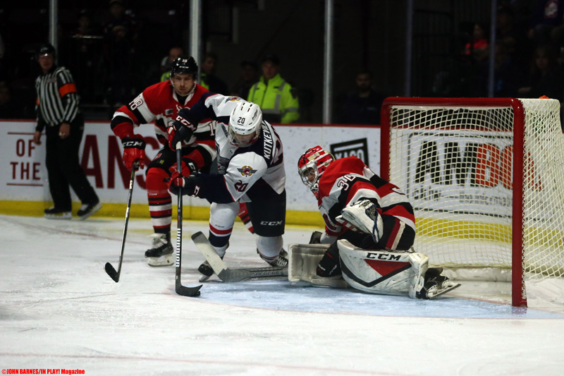 Windsor Spitfires vs Ottawa 67s