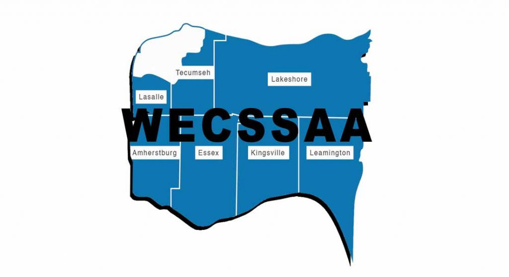 WECSSAA - Windsor Essex High School Scores