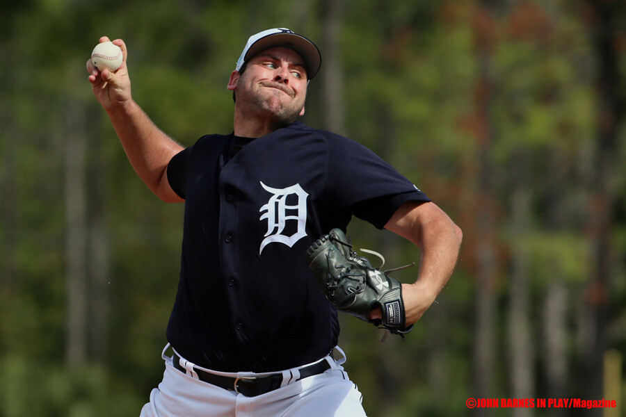 Detroit Tigers Spring Training Feb 21 2019