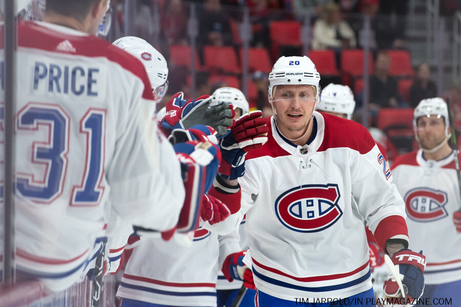 Montreal Canadiens Schedule