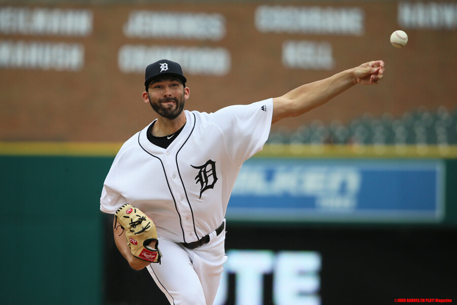 Detroit Tigers June 9 2019