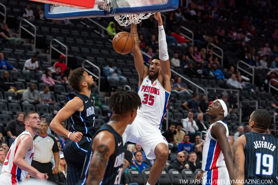 ORLANDO MAGIC vs DETROIT PISTONS Oct 7 2019 Gallery