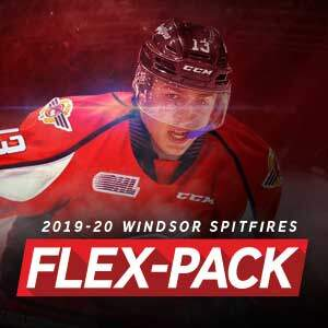 Windsor Spitfires Flex Packs