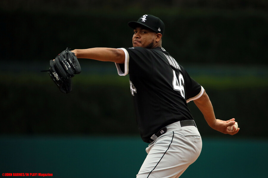 TIGERS AGREE TO TERMS WITH RIGHTHANDED PITCHER IVÁN NOVA