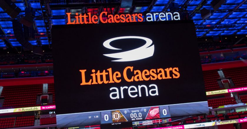 Little Caesars Arena, ILITCH, Detroit Red Wings and Detroit Pistons Will Implement Ticketmaster's Mobile Ticketing Technology at Little Caesars Arena Beginning with the 2018-19 Season, clear bag policy, FANS INVITED TO INAUGURAL HOCKEYTOWN WINTERFEST