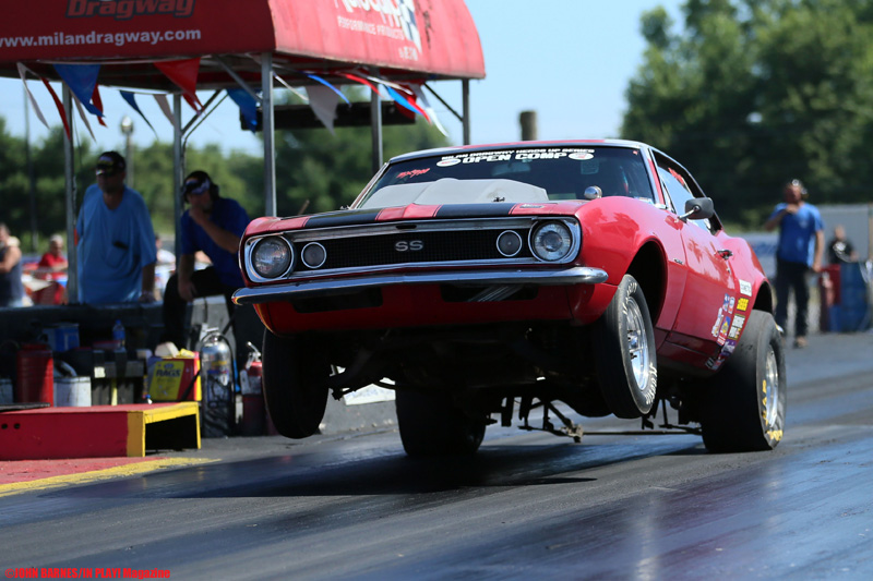 Milan Dragway July 8 2018