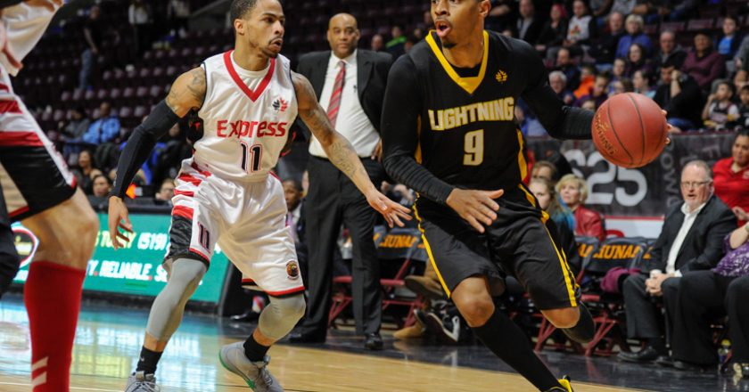 Windsor Express vs London Lightning March 2 2018 Gallery